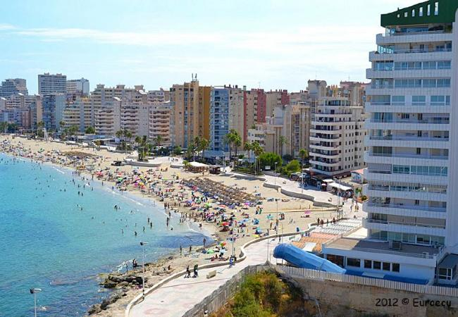 Appartement in Calpe - 88254 - Ifach III 7º 36
